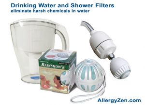 Shower and Water Filters